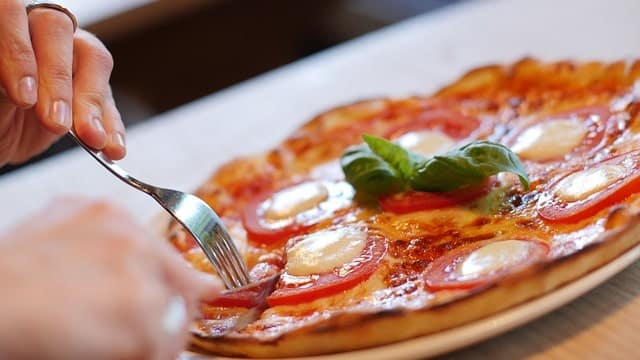 Tips Lose The Weight pizza