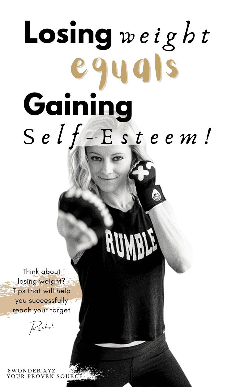 Self-esteem and losing weight