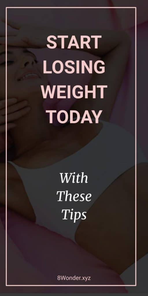 Start Losing Weight Today With These Tips 1