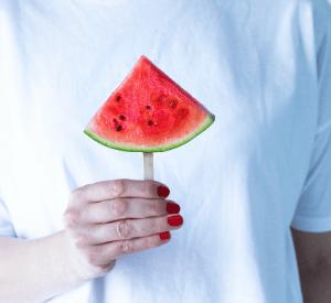 Low-calorie fruits