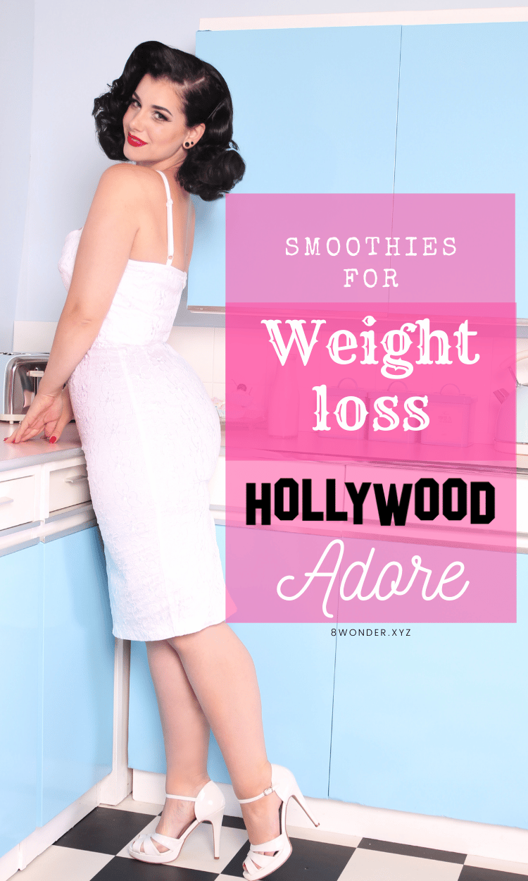 top Hollywood Weight Loss smoothies