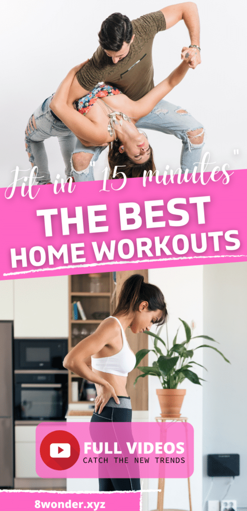 15 minutes home workout