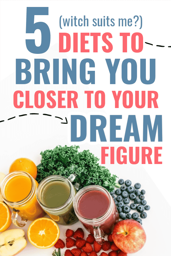 diets for dream figure