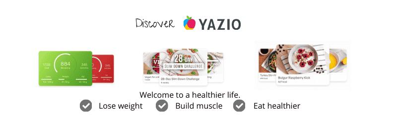 Discover YAZIO
