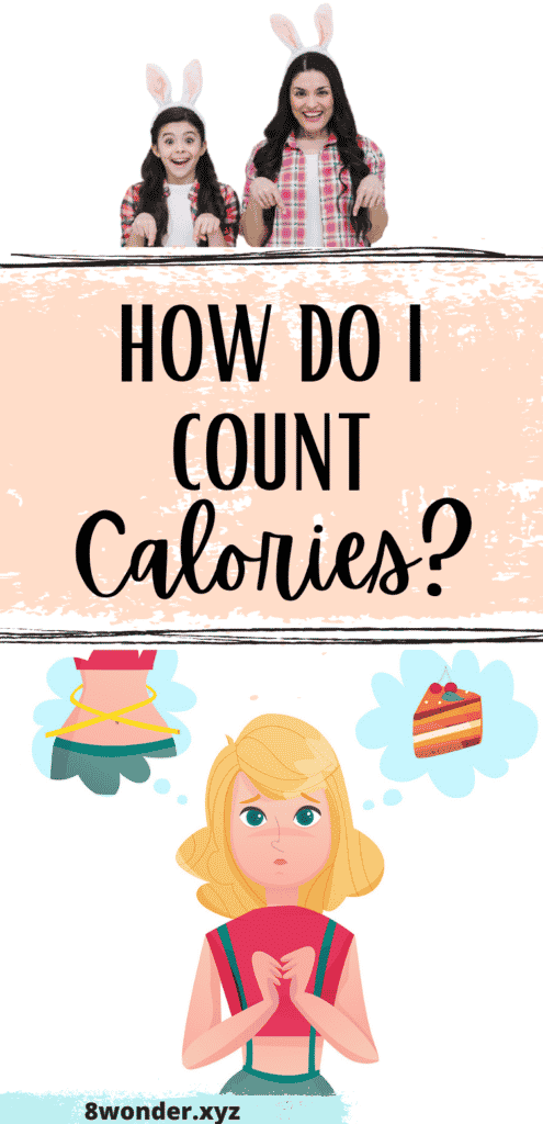 How to lose weight with the calorie counting