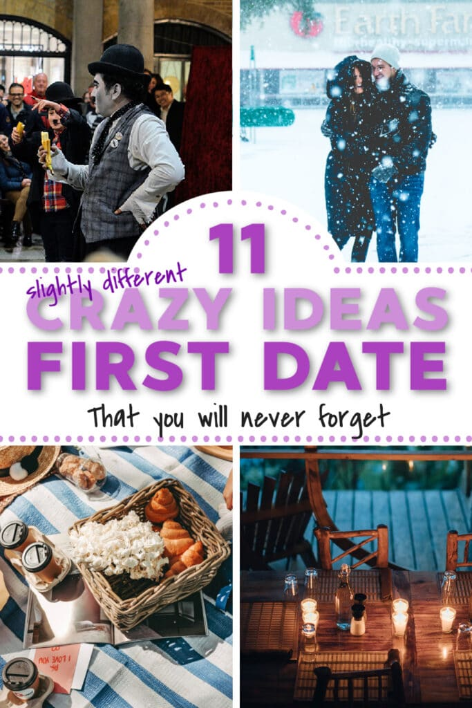 Good ideas for first date