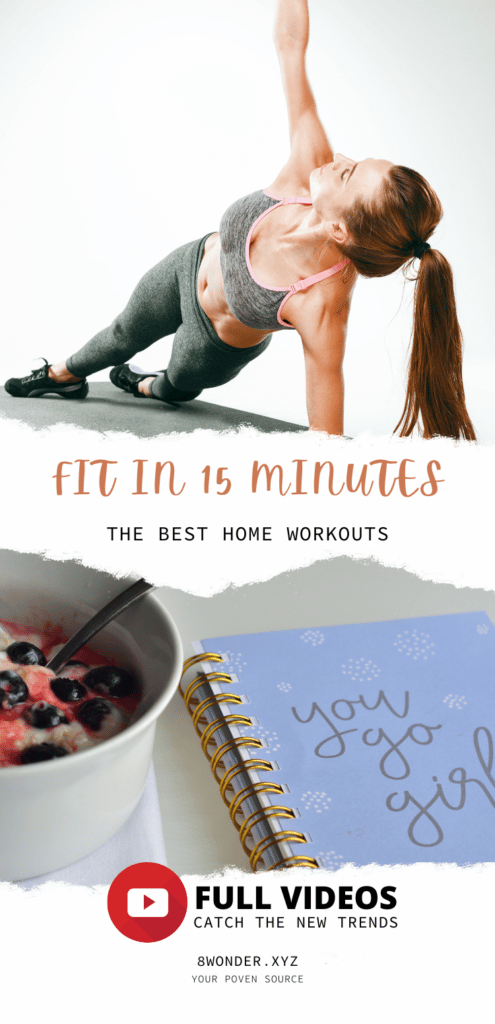 the best home workouts