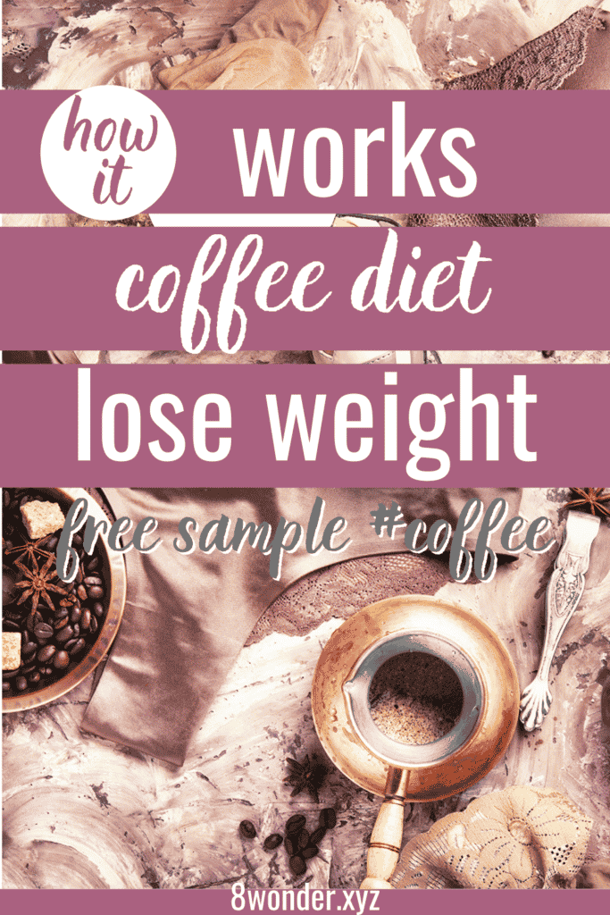 weight loss coffee how it works