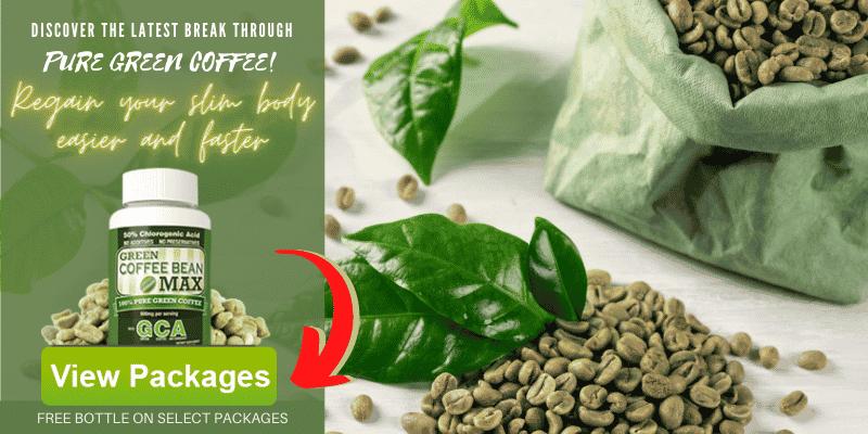green weight loss coffee