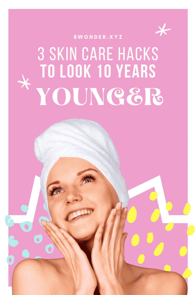 Aloe Vera Skincare to look 10 years younger