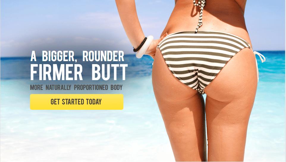 Bigger Better Butt Program