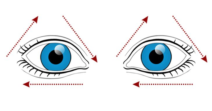 Exercises for your eyes
