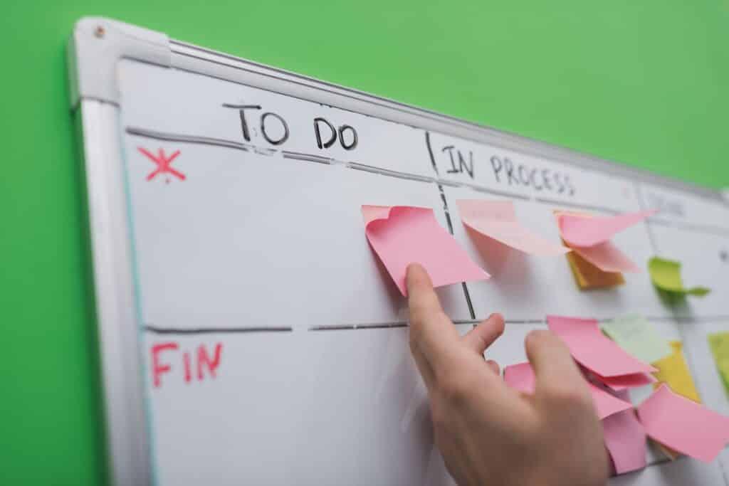 manage stress to do list