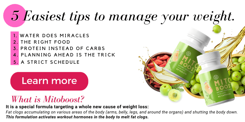 5 easiest tips to manage your weight