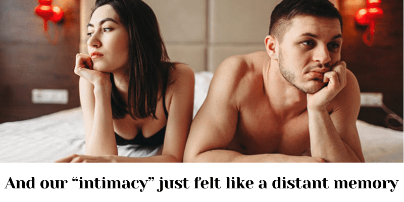 intimacy and micro-nap