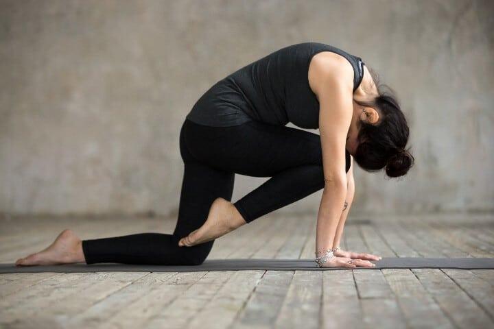 yoga asana for weight loss